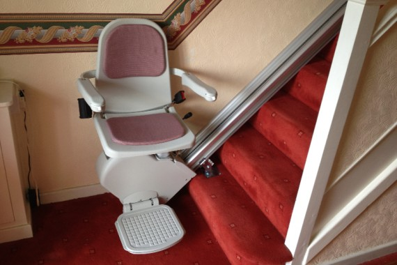 Brooks stairlifts from Magic Mobility Ltd