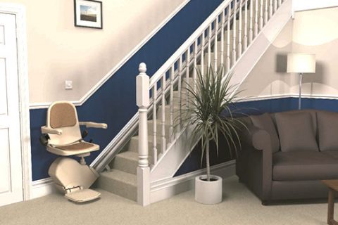 Magic Mobility Ltd are Brooks stairlift dealers