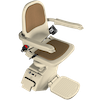 Staight stairlifts from Magic Mobility Ltd