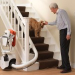 The Flow 2 stairlift from Magic Mobility Ltd