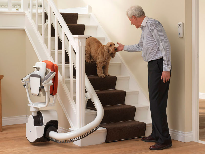 stairlifts in bristol nationwide straight or curved. Black Bedroom Furniture Sets. Home Design Ideas