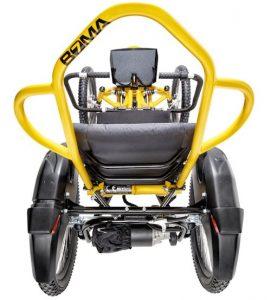 Boma 7 handlebar model from Magic Mobility Ltd