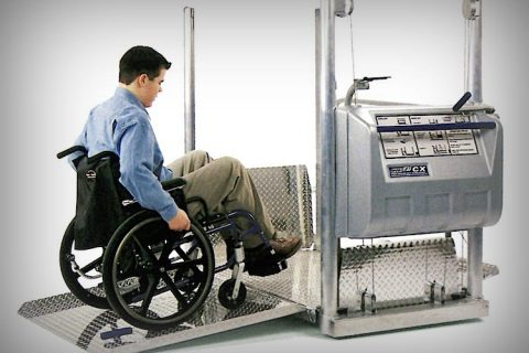 Magic Mobility Ltd hire and sell portable wheelchair lifts in the UK