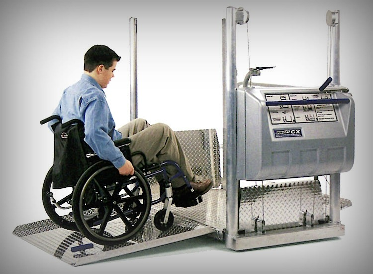 Portable Wheelchair Lift Hire Uk Indoor Or Outdoor