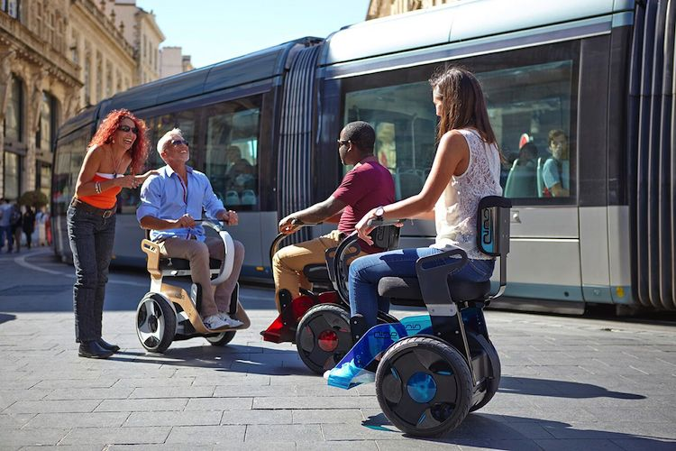 Nino Robotics Wheelchair New To Uk Magic Mobility Ltd
