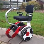 Dont miss this rare opportunity to buy a used Nino Ninebot / Segway powered self balancing wheelchair.
