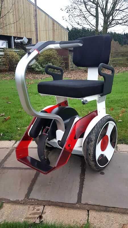 Nino Robotics Wheelchair | New to UK | Magic Mobility Ltd