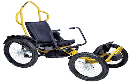 Boma 7 wheelchair insurance quote from Magic Mobility Ltd