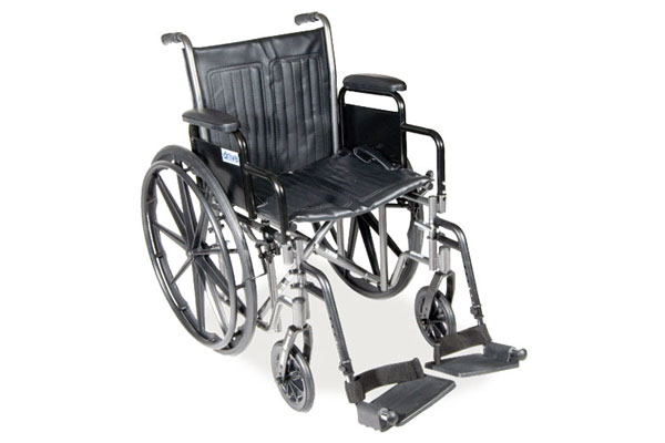 Manual wheelchair insurance quote from Magic Mobility Ltd
