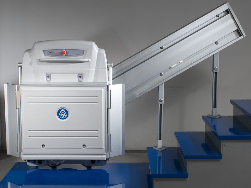 ThyssenKrup wheelchair platform lift