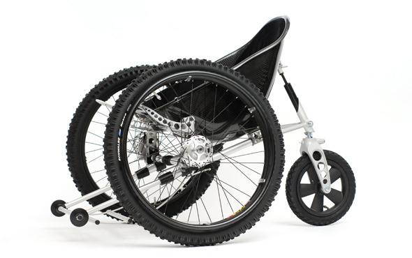 Trekinetic All Terrain Wheelchairs