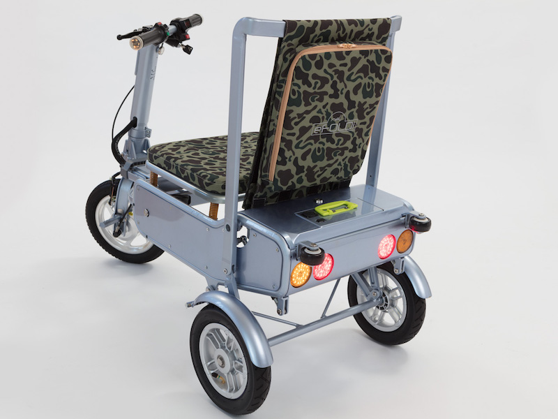 eFOLDi Scooter Fantastic Reviews