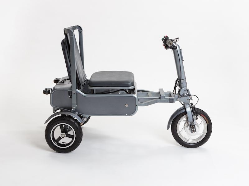 eFoldi folding scooter - Magic Mobility Ltd UK