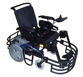 Football Wheelchairs from Magic Mobility Ltd