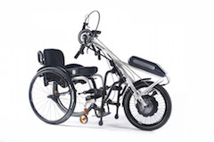 Hand Cycle Wheelchairs from Magic Mobility Ltd