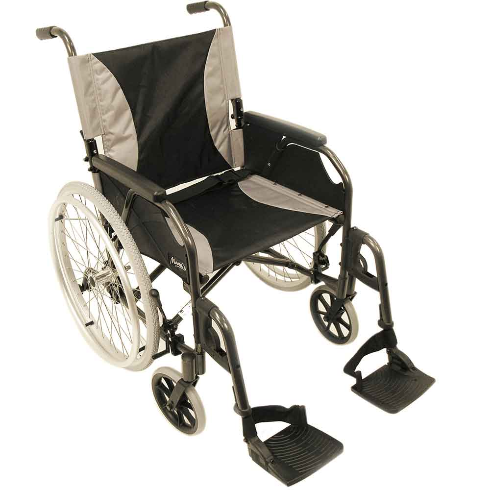Manual wheelchair hire anywhere