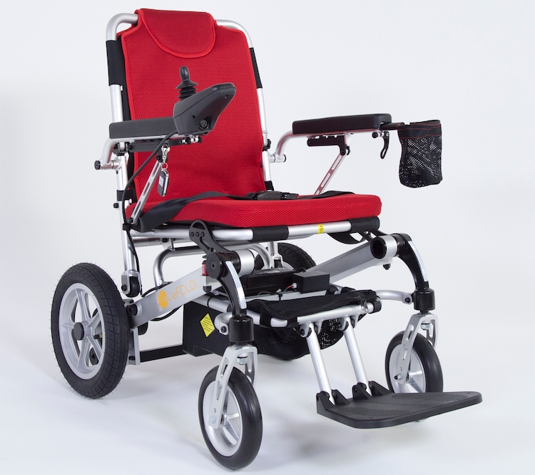 eFOLDI power chair is truly amazing