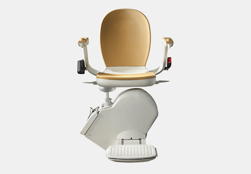 Acorn straight stairlift from Magic Mobility Ltd