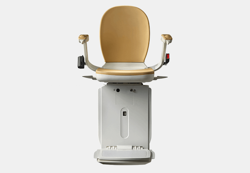 Acorn curved stairlift from Magic Mobility Ltd