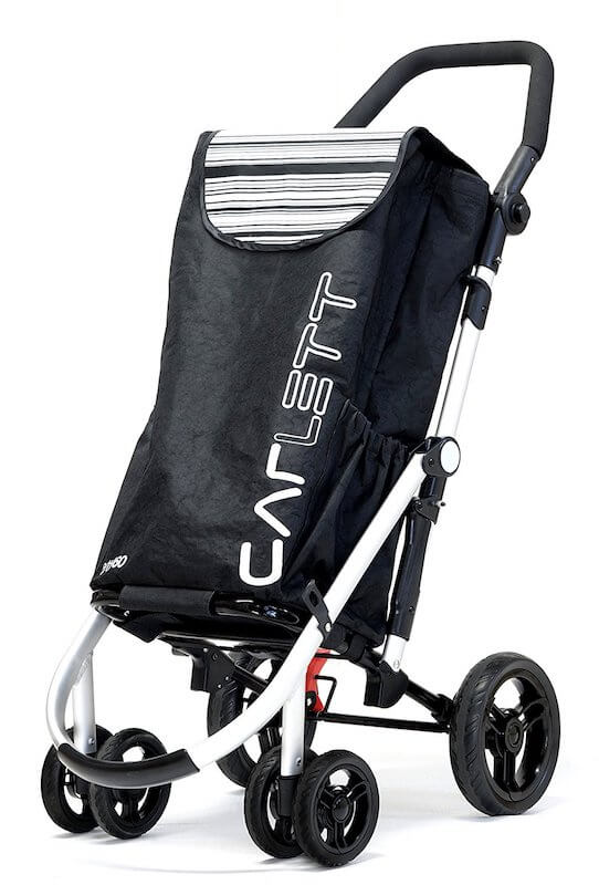 Carlett fashionable shopping trolly