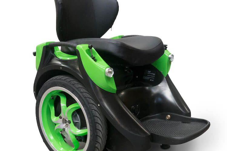 Omeo / Ogo Hands-Free Wheelchairs