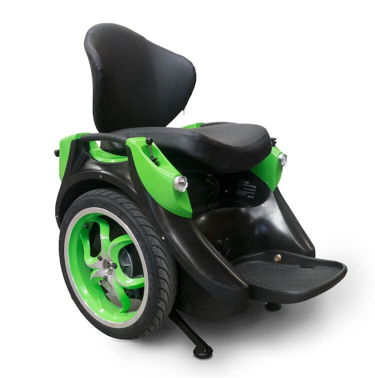 OGO wheelchair front view