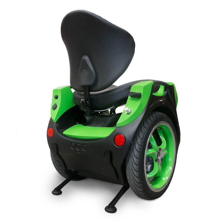 OGO wheelchair rear view