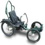 Boma 7 wheelchair by Magic Mobility Ltd