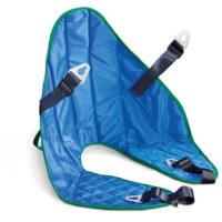 Standard sling for car hoist